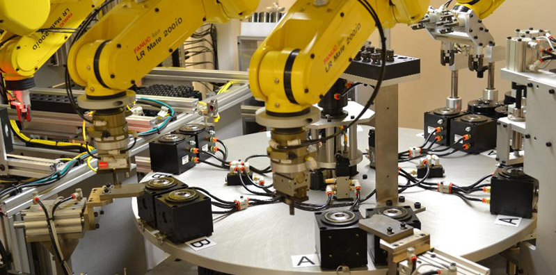 Robotic Assembly System